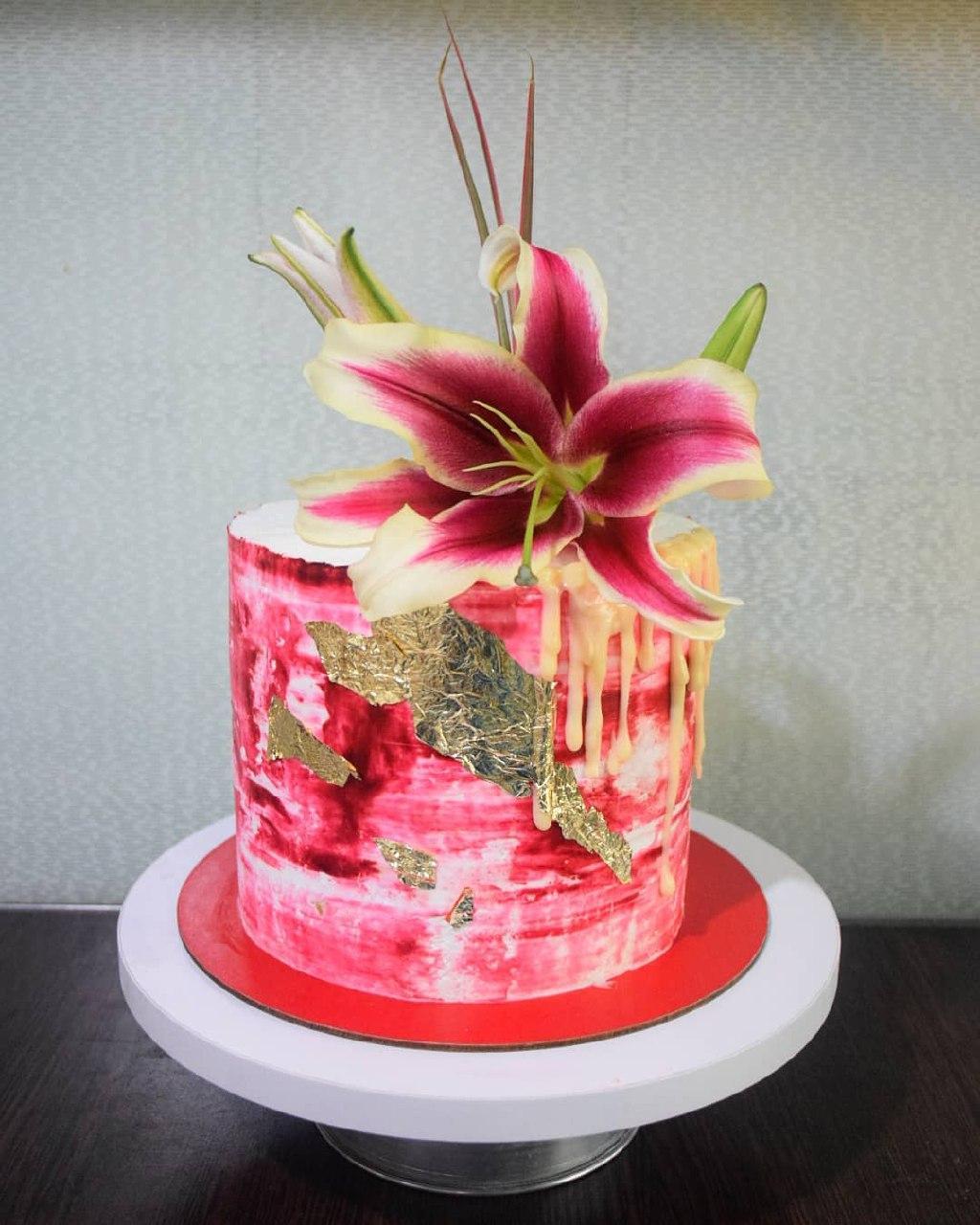 کیک دخترانه۲