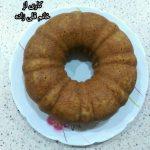کیک زرده تخم مرغی خانم قلیزاده