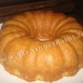 کیک زرده تخم مرغی