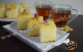 کیک سمولینا (۲)