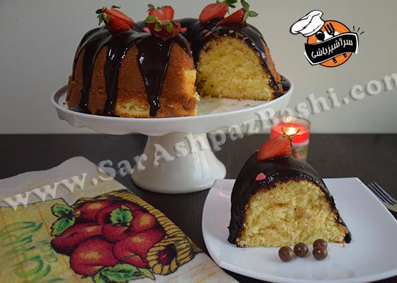کیک شیر داغ (۵)