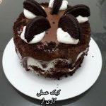 کیک عسلی مرضیه (۳)