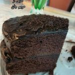 کیک غذای شیطان مریم