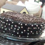 کیک غذای شیطان هانیه