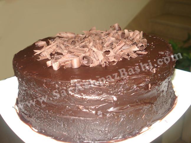 کیک غذای شیطان