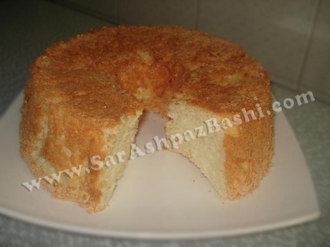 کیک غذای فرشته