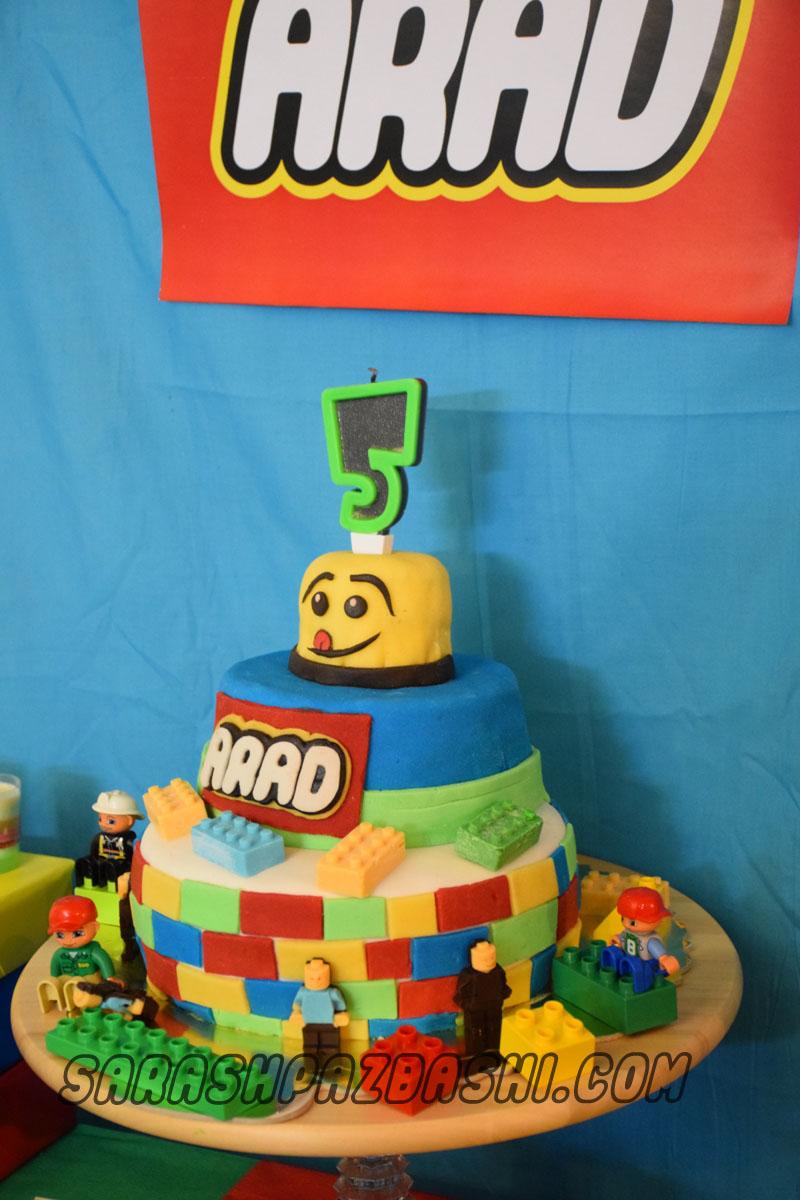 کیک لگویی