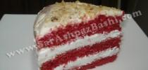 کیک مخمل قرمز