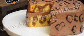 کیک پلنگی