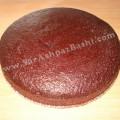 کیک کاکائویی بدون تخم مرغ2