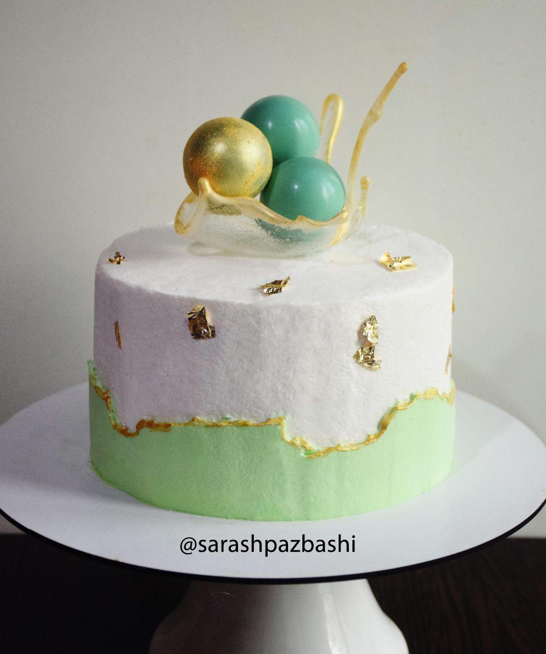 کیک گسل