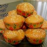 کیک یزدی فرفری