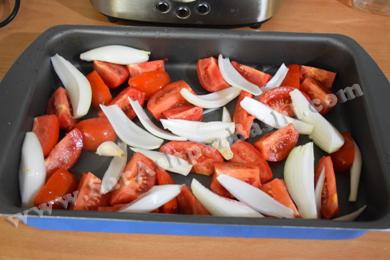 گوجه و پیاز