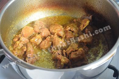 گوشت پخته