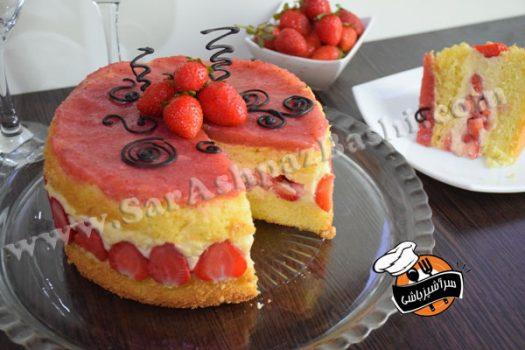 کیک فرزیه