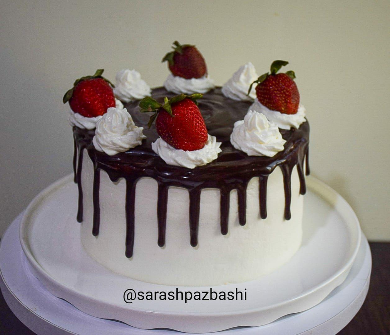دریپ کیک